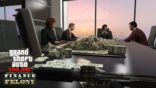 Further Adventures in Finance and Felony Official Live Stream (GTA Online)