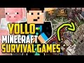 Minecraft YOLLO RUNDE - Survival Games