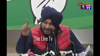 Siddhu ने दिया Modi और संबित पात्रा को करारा जवाब, भाजपा में मचा हड़कंप  from The Live Tv