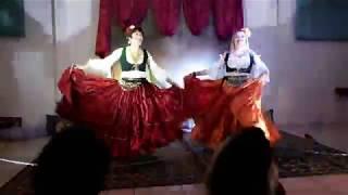Dança Cigana Duo - 5 Anos Espaço Kuan Yin