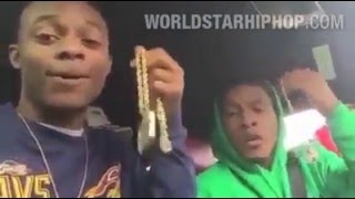 Goons Who Robbed Shy Glizzy With His Chain.