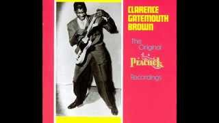 Clarence Gatemouth Brown - Depression Blues