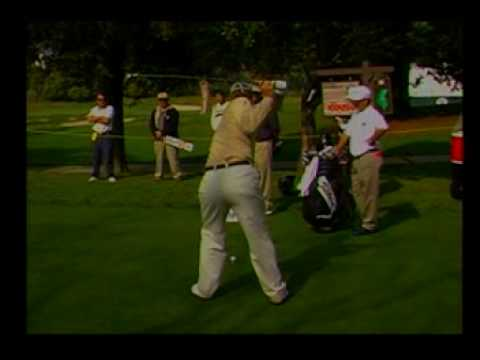 David Duval Tee Shot Video