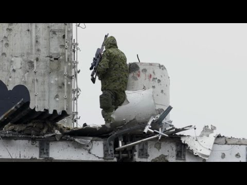 Pro-Russian rebels accuse Ukraine of fresh offensive