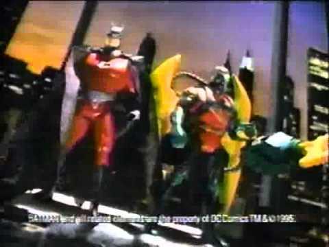 """""""Batman Forever"""" Toys"""