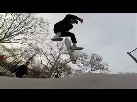 Skate All Cities - GoPro Vlog Series #048 / Desumber