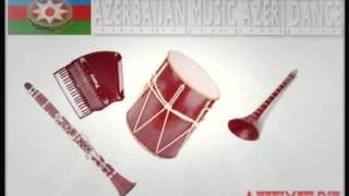 Azerbaijan wedding Dance Music - Toy Mahnisi 2016