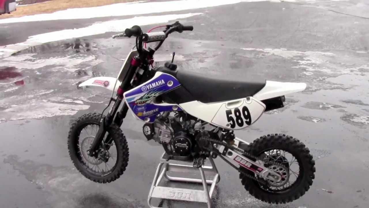 New Kawasaki  Dirt Bike