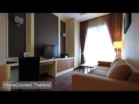 1 Bedroom Serviced Apartment for rent at V Residence SV100060