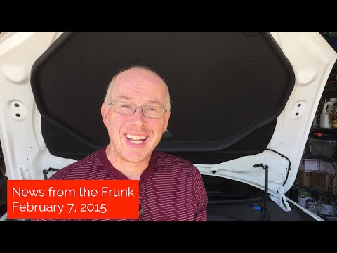 Torque Sleep, Gigafactory Progress and Model X sightings - it's News from the Frunk episode 21!