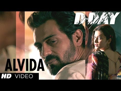 ALVIDA D-DAY VIDEO SONG | RISHI KAPOOR IRRFAN KHAN ARJUN RAMPAL...