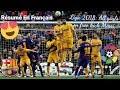 Tous les buts de Messi sur coup-franc en français avec Omar Da fonseca / Liga 2018