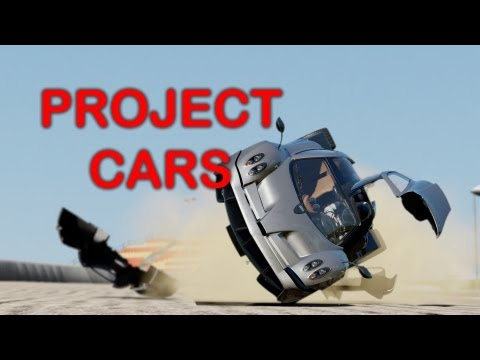 Project Cars + G27 Max settings