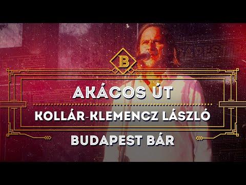 Akácos út - Kollár-Klemencz László, Budapest Bár  @Budapest Park , 2019. 07. 04.
