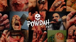 Welcome to the Powdah FX Youtube channel