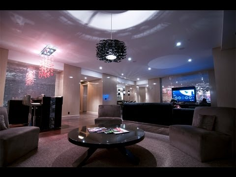 The Cosmopolitan Las Vegas West End Penthouse Walk Around Tour video