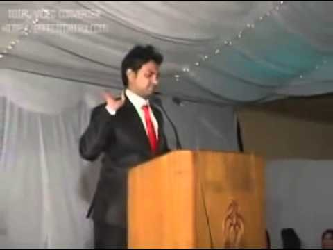 Funny Speech ever in urdu punjab university