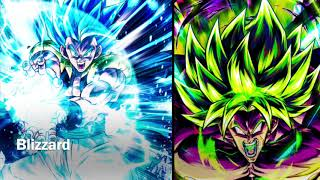 Download lagu Dragon Ball Legends Summon/Boss OST - Blizzard (English) Daichi Miura