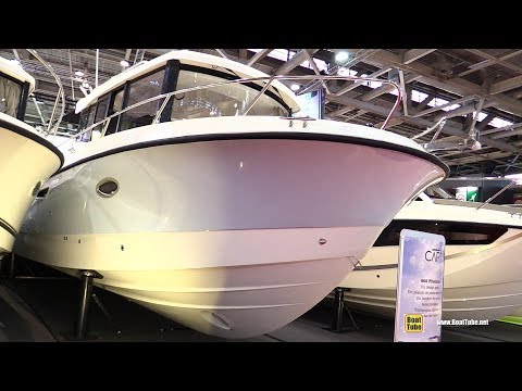 2017 Quicksilver Captur 905 Pilothouse Motor Boat - Walkaround - 2016 Salon Nautique Paris