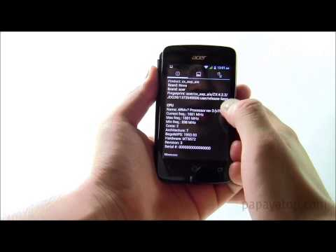 [ Review ] : Acer Liquid Z3 (TH/ไทย)