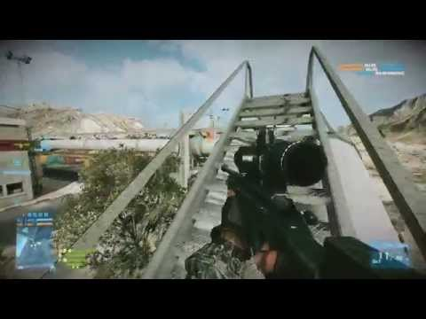 Battlefield 3 - Max Settings Gameplay - R9 270x