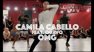 Camila Cabello - OMG ft. Quavo | Hamilton Evans Choreography