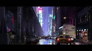 spider man verse movie trailer