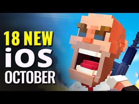 iOS Playscore Scoop October 2017 | 18 Best New iPhone & iPad games reviewed