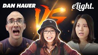 Đại chiến Dan Hauer vs Elight: Cuộc chiến không hồi kết!