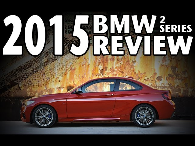 2015 BMW 2 Series Review - YouTube