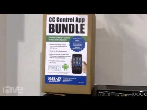 CEDIA 2013: URC Presents its CC Control App Bundle