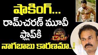 Is Nagababu Reason For Vinaya Vidheya Rama Result ? Ramcharan | Mega Star Fans Vs Balayya Fans