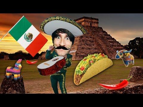 SI YO FUERA DE MEXICO - [LuzuGames]