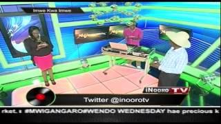 Mwigangaro Imwe Kwa Imwe Na Kajohnie Kariuki part 1