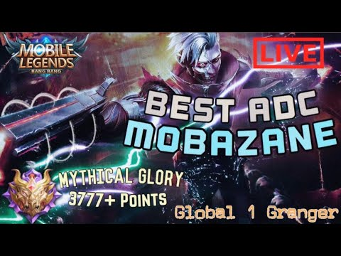 Road to Rank 1 GLOBAL Claude | Top GLOBAL Marksman | MobaZane | Mobile Legends