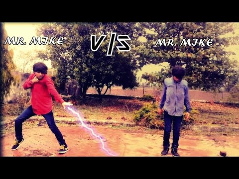Dubstep dance skills 2014 l MR  MIKE vs  MR MIKE FEARLESS