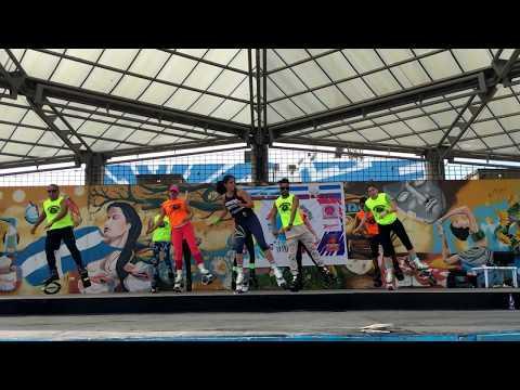 Kangoo Dance X ( EQUIS ) by ROSIBELL CALERO ( Manta - Ecuador )