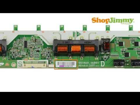 Samsung Backlight Inverters & LED Driver Boards Part Number Guide for Samsung LCD TV Repair