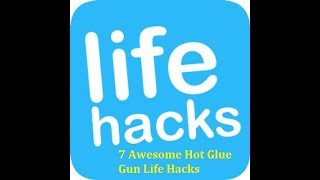 awesome Hot Glue Gun Life Hacks, by HowTo