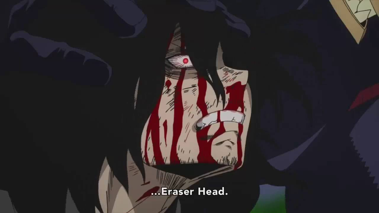 Eraserhead bnha