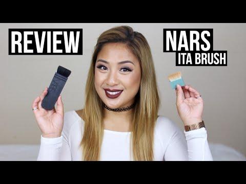 REVIEW: NARS Ita Contour Brush + Dupes!