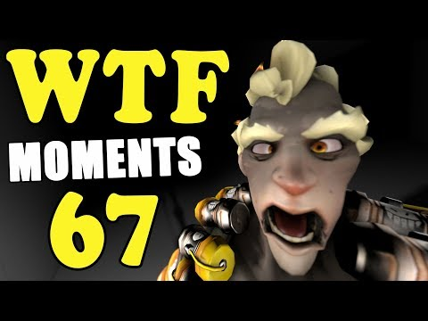 Overwatch WTF Moments Ep.67