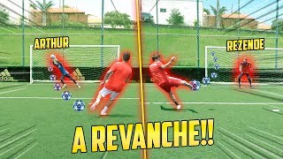 REZENDE vs ARTHUR - A REVANCHE!!