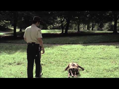 Seriāla Walking Dead vizuālie efekti