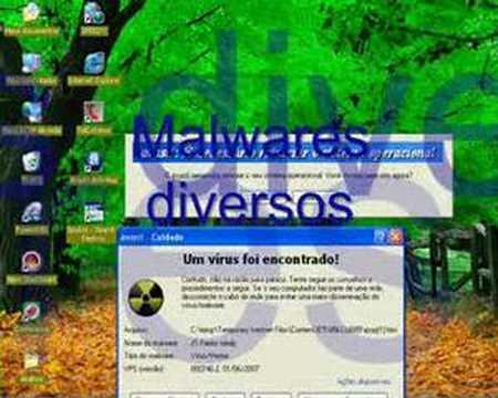 Segurança digital contra malwares e vírus