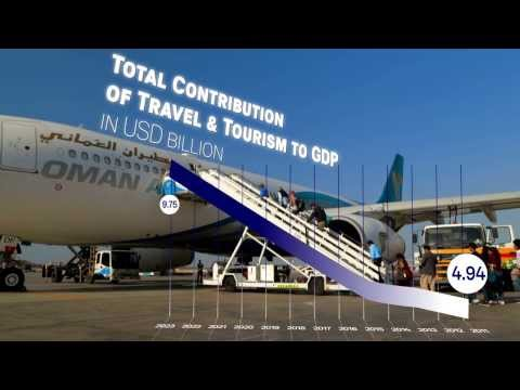 The aviation industry in Oman has grown steadily over the last decade. The government of Oman has budgeted $6.1bn for aviation investment projects, which will include construction and upgrades...