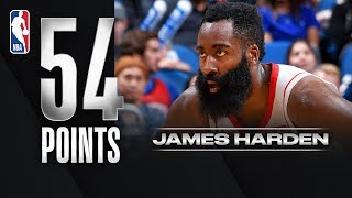 Harden LIGHTS IT UP in Orlando!