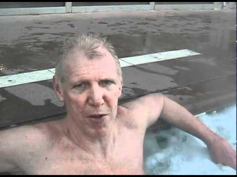 Bill Walton's favorite water fitness exercise equipment - AquaLogix