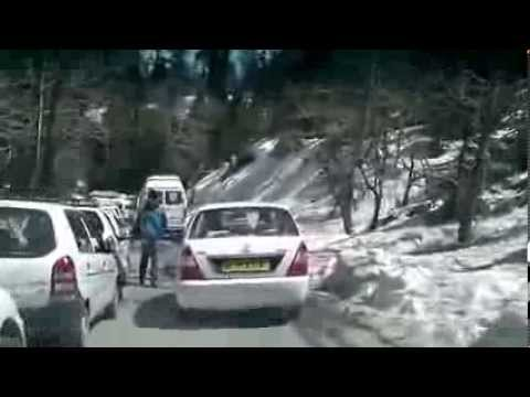 Rohtang View Himachal tour By Shimla Kashmir Tours & Travels.
