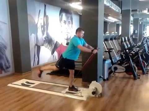 Thorax Trainer - ćwiczenie Nr. 4 - Fitness Club 24